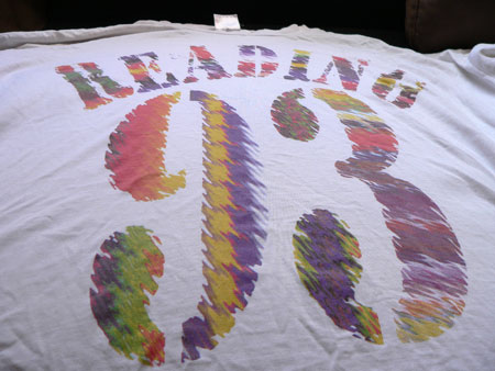 Reading Festival 93 tshirt