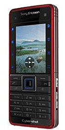 Sony Ericsson C902 phone