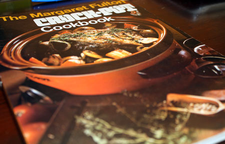 Margaret Fulton's Crockpot cookbook