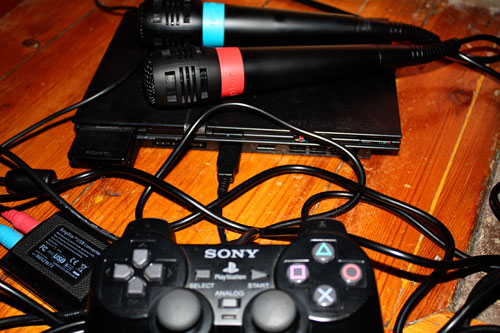 Playstation 2 - Singstar