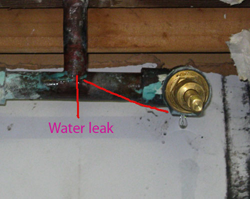 waterleak