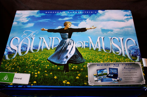 Sound of Music 45th anniversary gift set