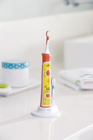 Philips Sonicare electric toothbrush - kids