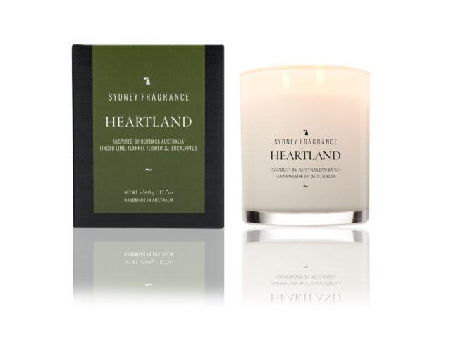 Sydney Fragrance soy candle
